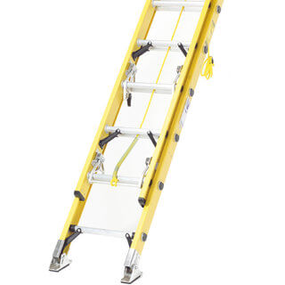 Double Extension Ladder - GRP Fibreglass